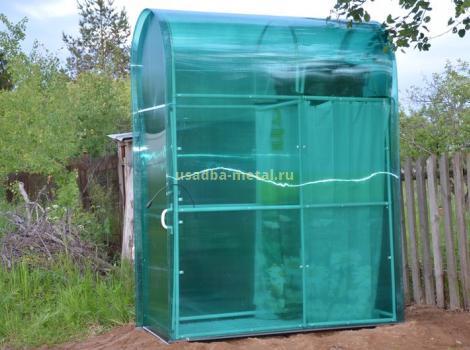 Изготовление летних душевых кабин во Владимирской области