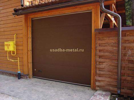 Секционные ворота во Владимирской области