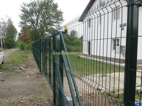 Установка заборов из сварной сетки во Владимирской области