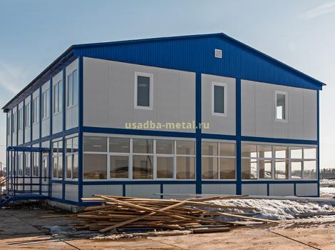 Быстровозводимые здания во Владимирской области
