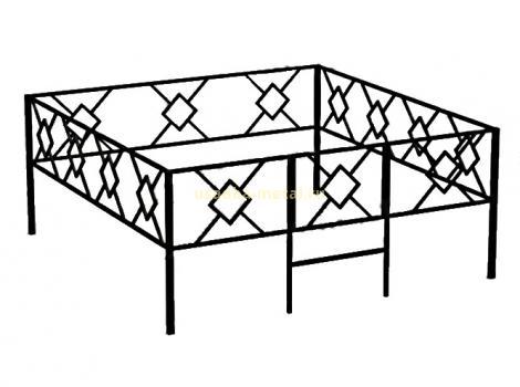 Ограда С-1