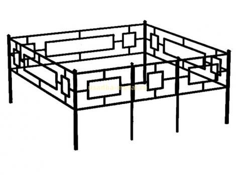 Ограда С-2