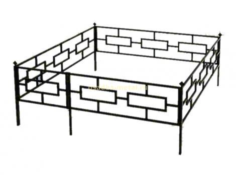 Ограда С-4
