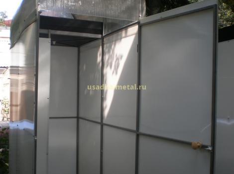 Летние душевые кабины в Кольчугино, Киржаче, Александрове, Юрьев-Польском